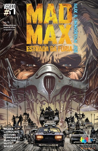 Mad Max- Fury Road - Nux & Immortan Joe (2015-) 00