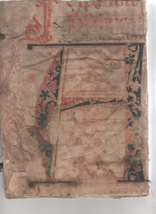 Colegiada de S. Tiago - iluminura na capa.jpg