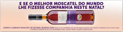 Oferta de Moscatel | CONTINENTE | aos maiores compradores