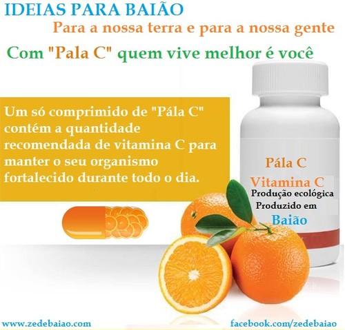 laranja da Pála Baião