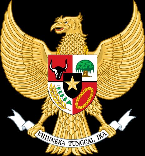 Escudo Indonésia