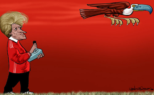 Benfica em alta