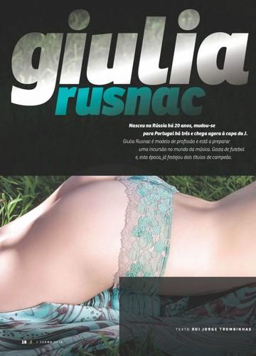 Giulia Rusnac
