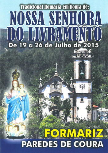 Festas Livramento Formariz 2015 A