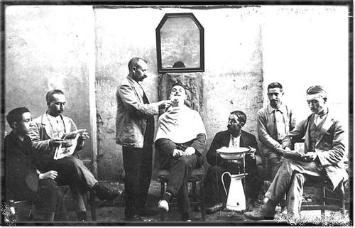 Almacén de Pomar, Santacruz, Mieres. Años 20.jpg