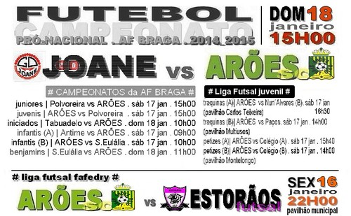 cartaz JOANE vs ARÕES 18 JAN 2015.jpg