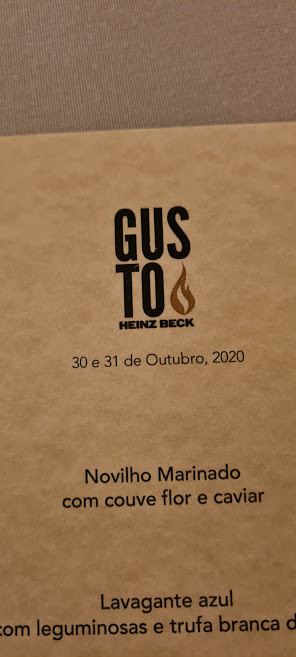 GUSTO by Heinz Beck