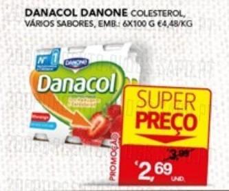 Acumulação Super-Preço + Vale | CONTINENTE | Danone