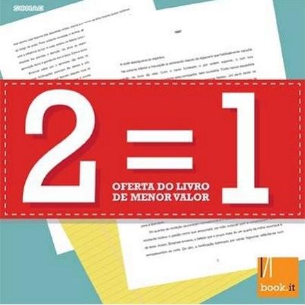 Leve 2 Pague 1-  Porto Editora   BOOK.IT   até 9 março