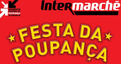 A Festa da Poupança Intermarché vai continuar, até 4 Novembro