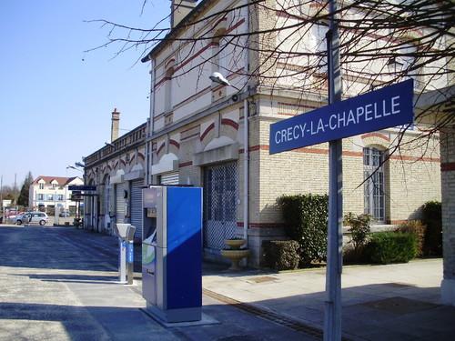Crecy La Chapelle