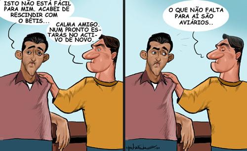 A rescisão de Ricardo