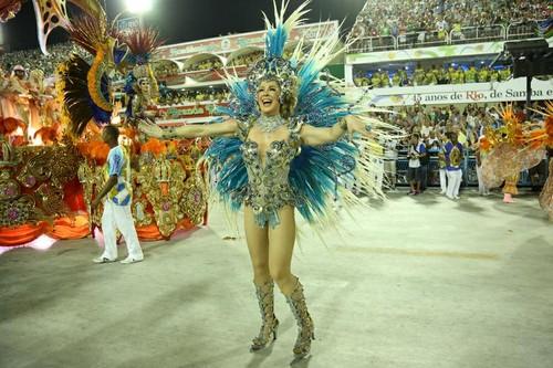 Cláudia Raia (Carnaval Rio 2016)