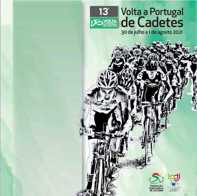 13ª Volta a Portugal em Bicicleta de Cadetes.JPG