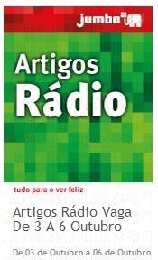 Jumbo Artigo Rádio