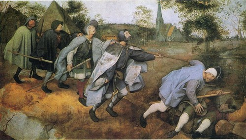 Pieter Bruegel the Elder, The Blind Leading the Bl