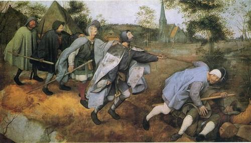 Pieter Bruegel the Elder, The Blind Leading the Bl