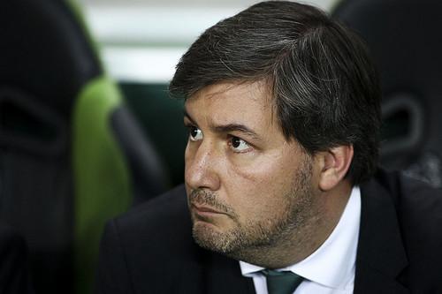 Bruno de Carvalho preocupado