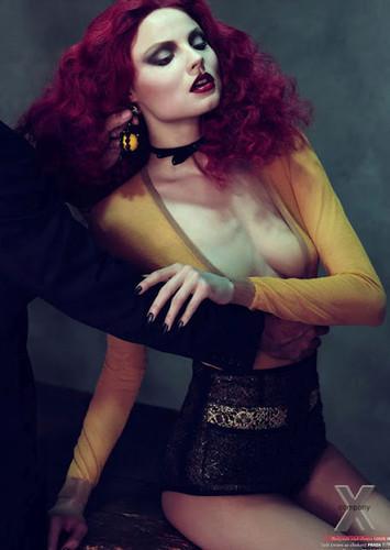 Magdalena Frackowiak linda mulher polaca musa sensual