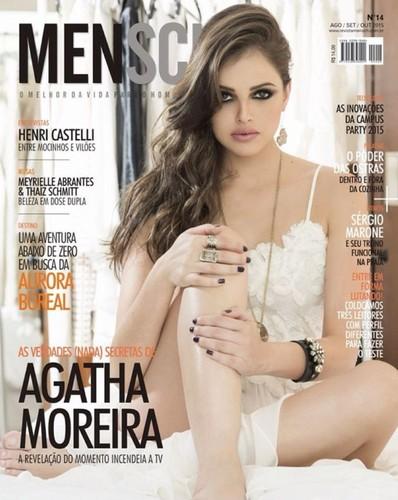 Agatha Moreira 8 (capa)