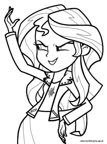 desenhos para colorir esquestria girl2.jpg