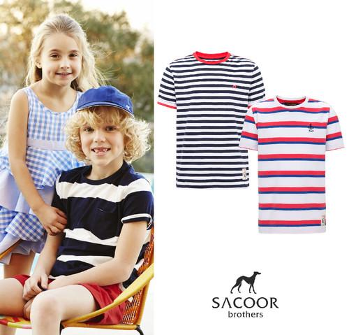 Sugestão Sacoor Brothers -Um look náutico para