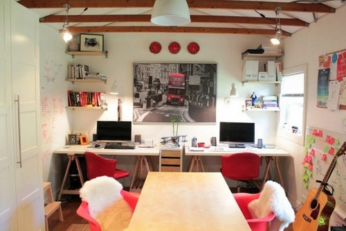 Cool-and-Elegant-Feminine-Home-Office-Design-ideas