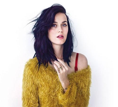 36.ª Katy Perry