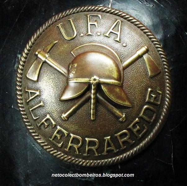 Alferrarede - Bombeiros Privativos - UFA União Fa