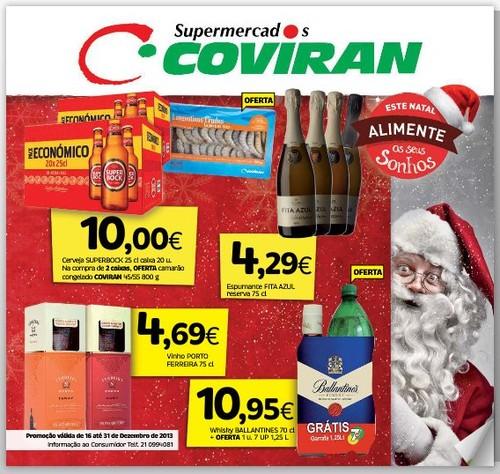 Novo Folheto | COVIRAN | de 16 a 31 dezembro