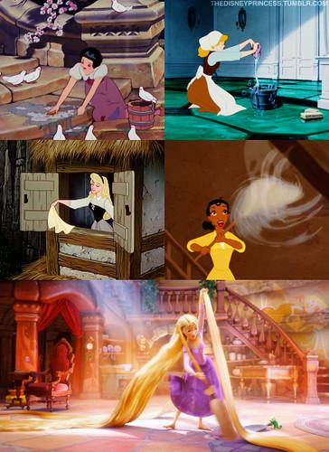 cinderella-cleaning-disney-princess-princess-and-t