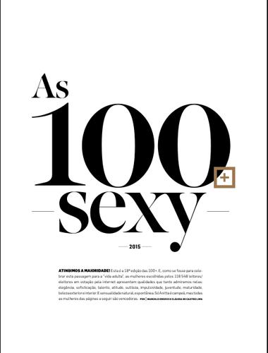100+ Sexy 2015