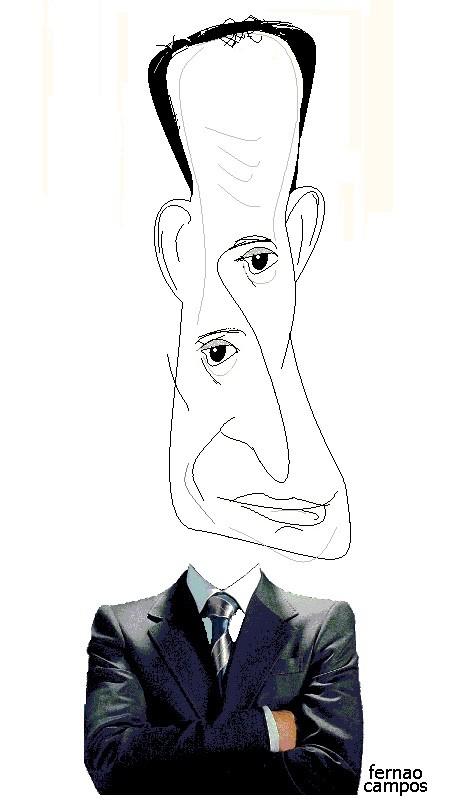 Pedro Mota Soares_caricatura