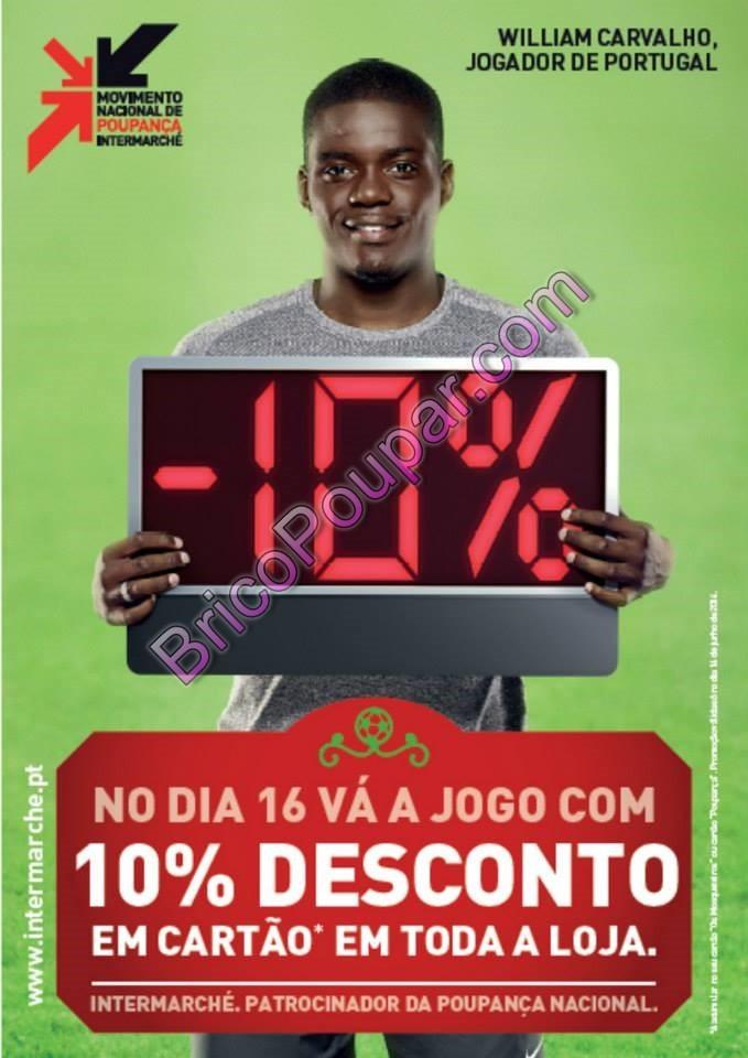 promoção 10% intermarche
