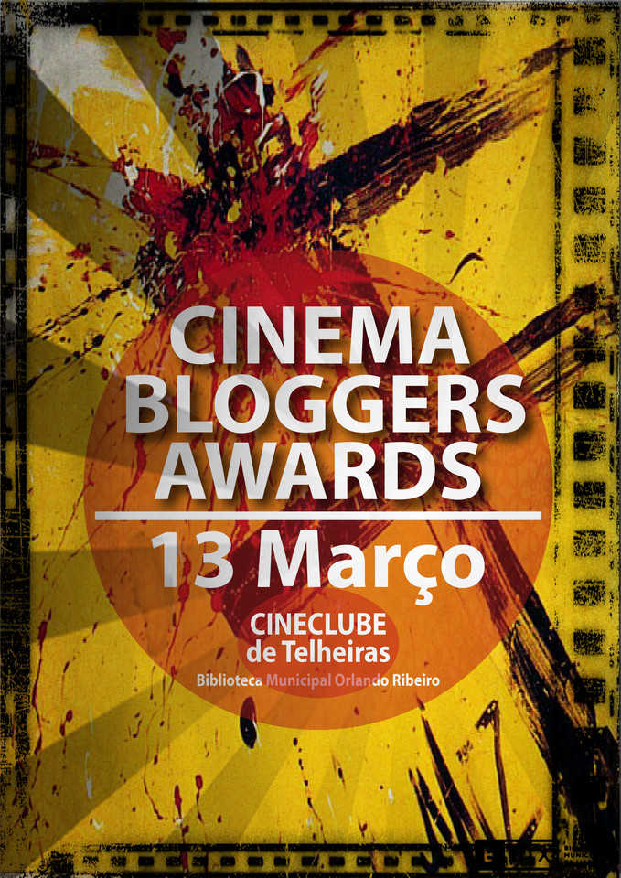 Poster Cinema Bloggers Awards 2015