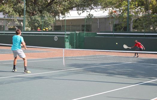 """9ea59be7df6 Nacionais"""" de ténis arrancam amanhã - centro de documentação e ..."""