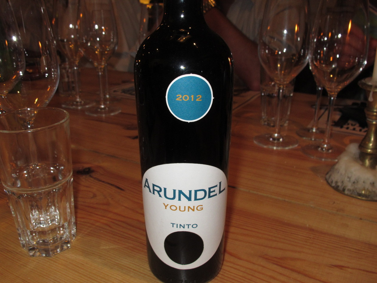 Arundel Young Tinto 2012