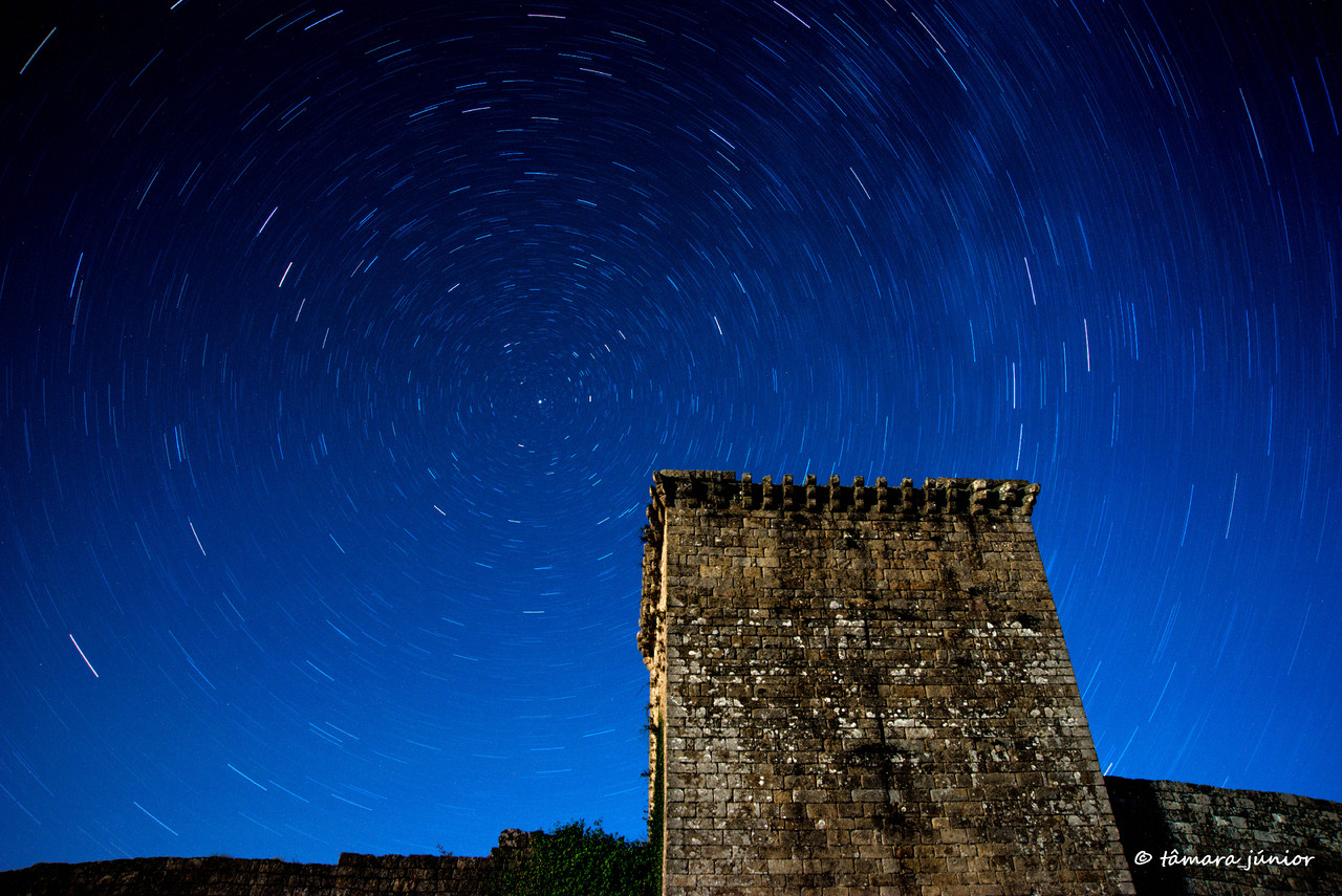 2015 - Astrofotografia (Castelo de Monforte) (28).