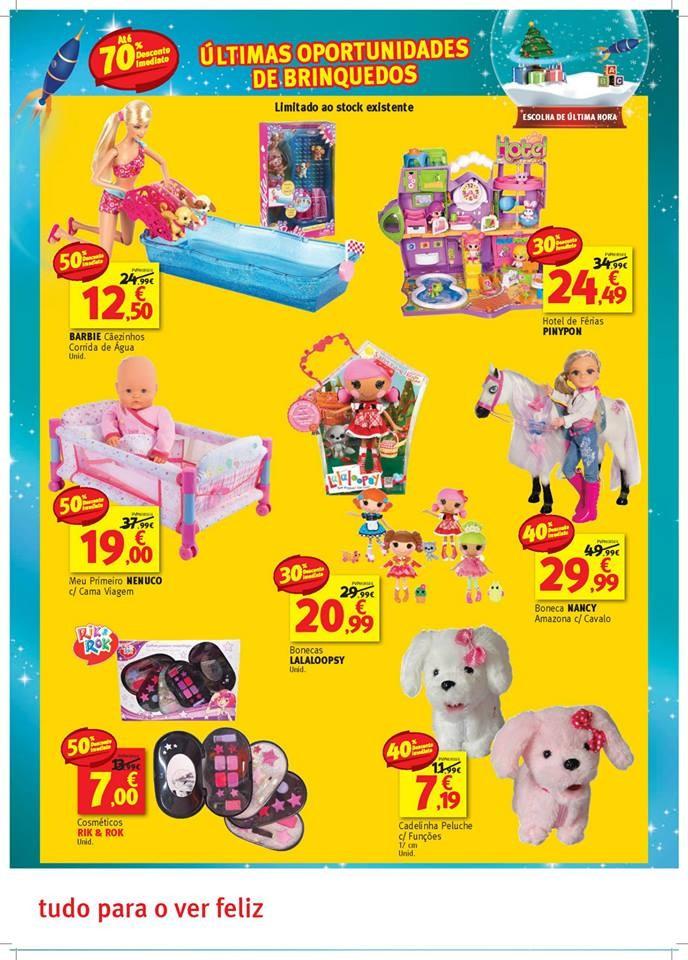 Antevisão Folheto | JUMBO | Brinquedos até 70% desconto