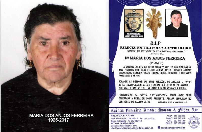 FOTO3 -RIP-DE MARIA DOS ANJOS FERREIRA-91 ANOS (VI