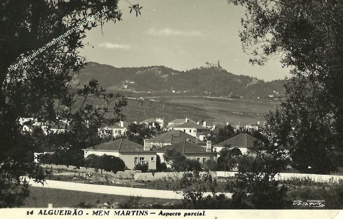 Algueirão–Mem Martins, ed. Ant.º Passaporte, s.d.