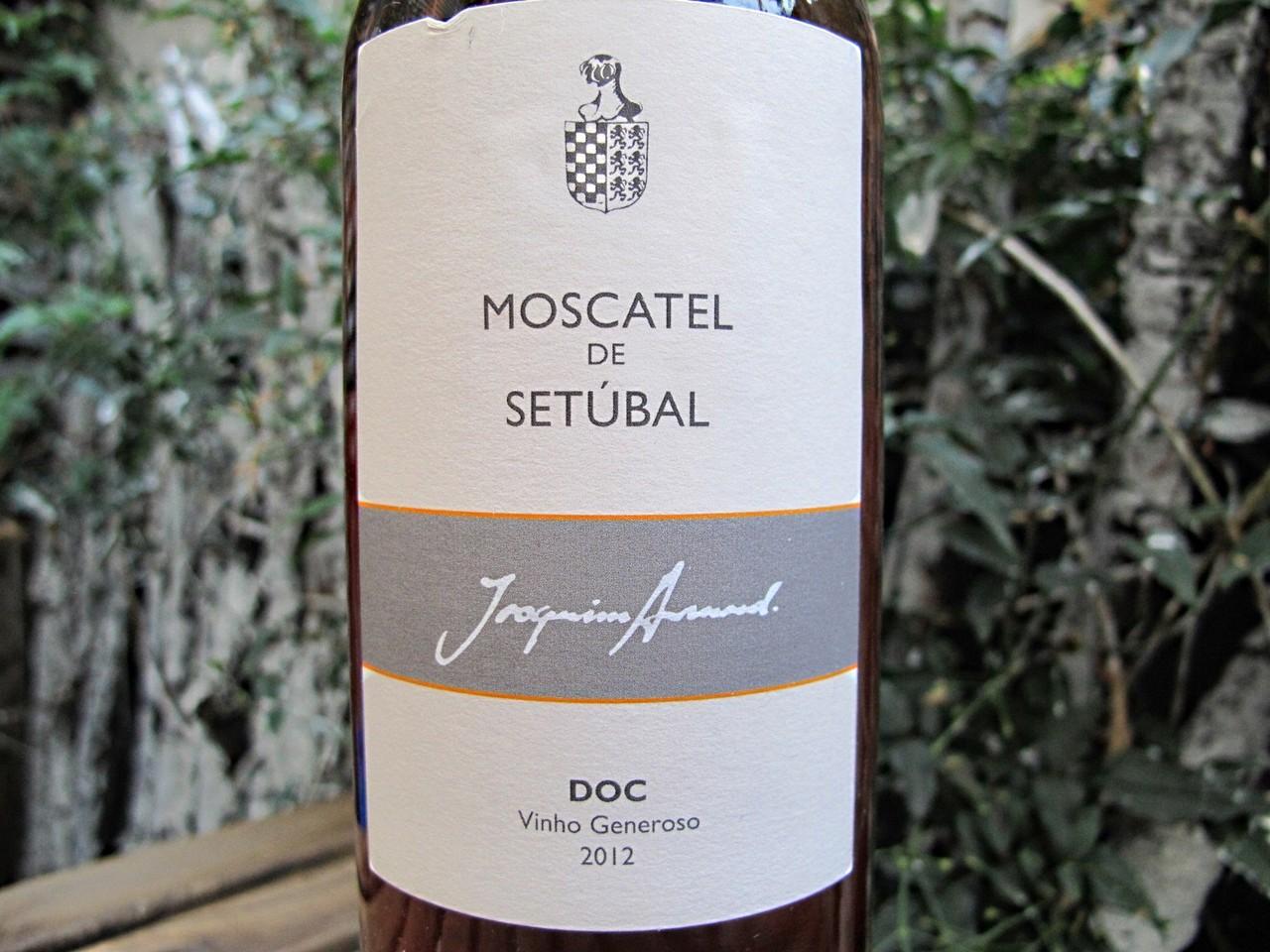 Moscatel de Setúbal Joaquim Arnaud
