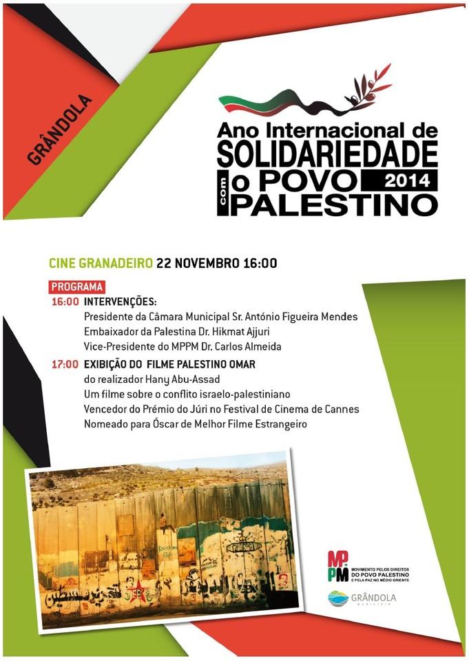 Solidariedade Povo Palestino