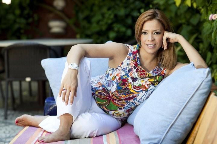 Rita Ferro Rodrigues (apresentadora & jornalista).