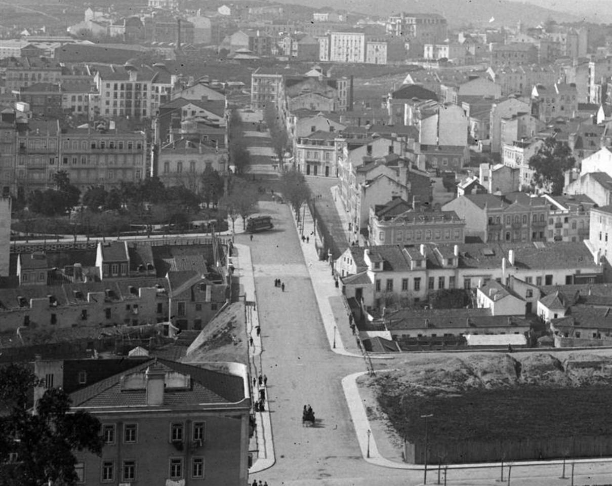 Rua Paschoal de Mello, Lisboa (J.A.L. Barcia, 19...)