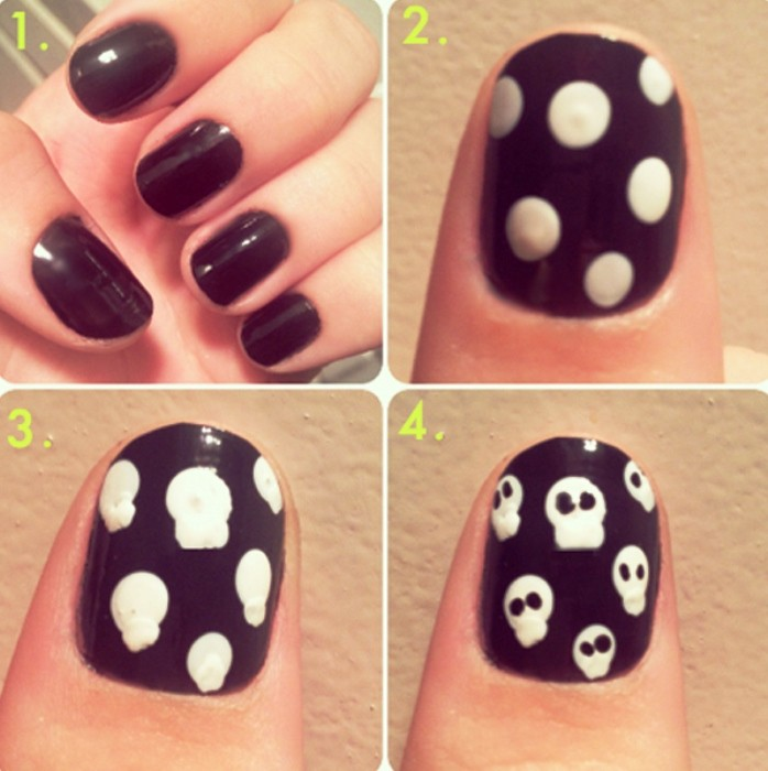 Black-color-diy-nail-art-designs.jpeg
