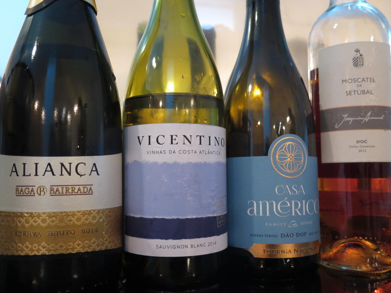 Os vinhos escolhidos por João Jorge
