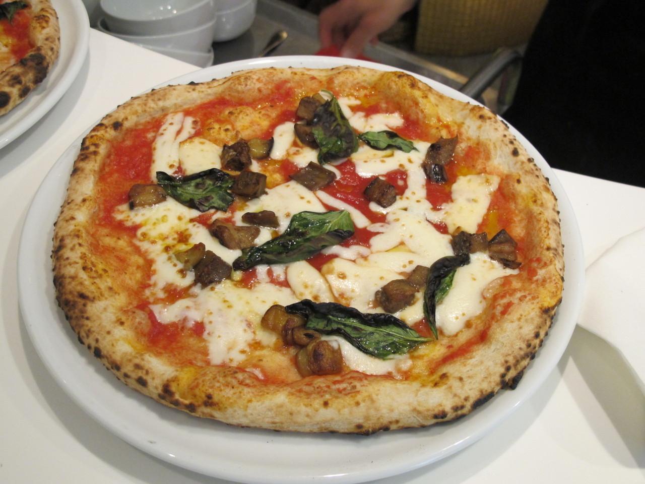... pizza margherita