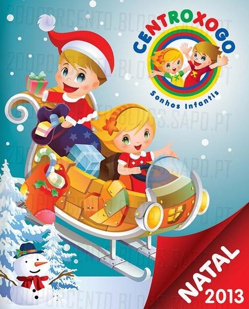 Catalogo / Folheto de Natal | CENTROXOGO | 2013