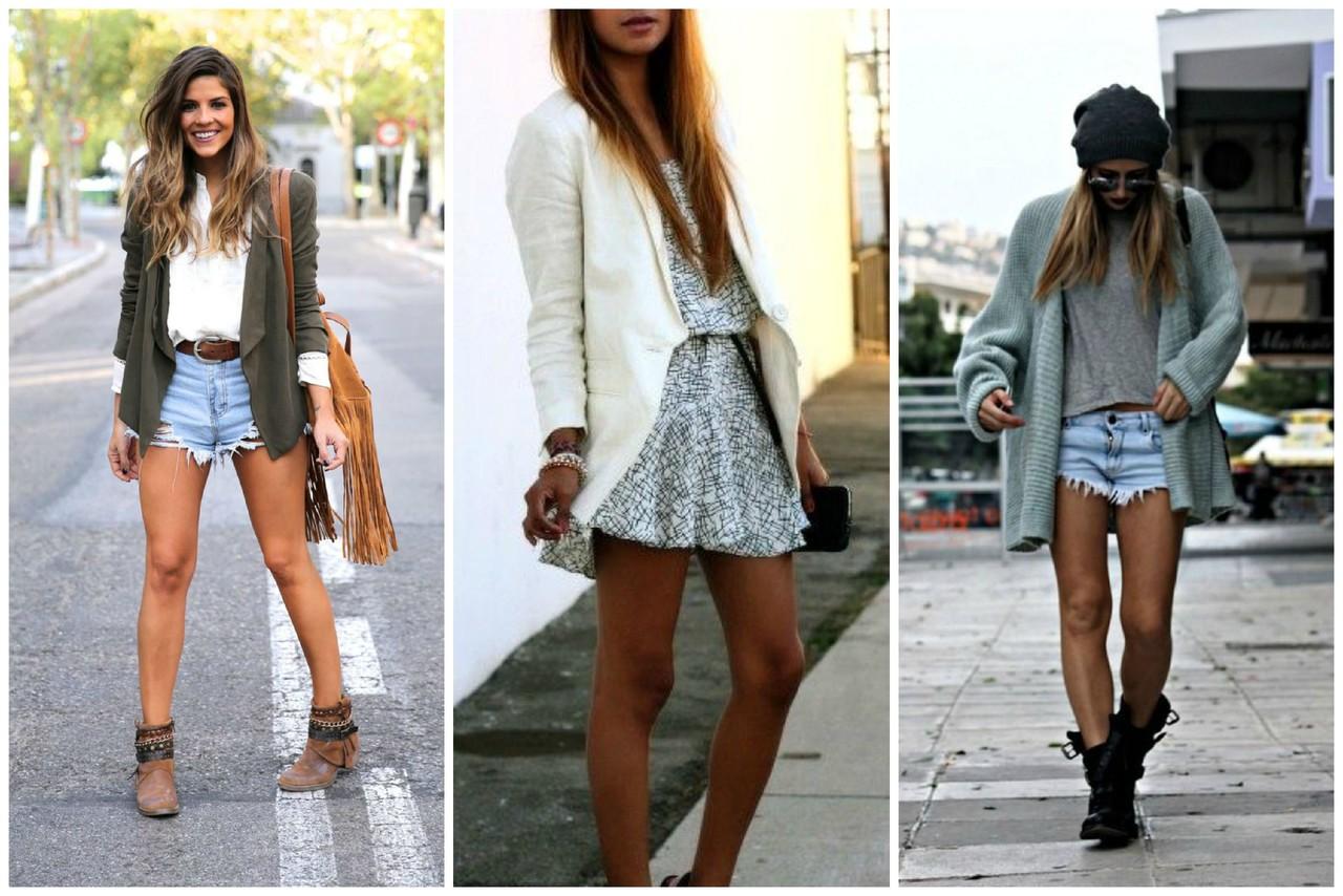 15 looks com calça de sarja Moda it